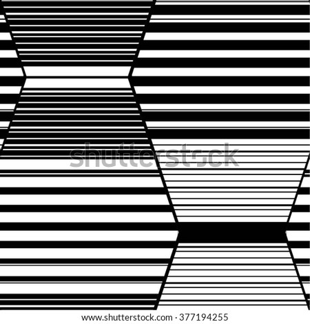 Linear pattern mesh hexagon seamless vector background.
