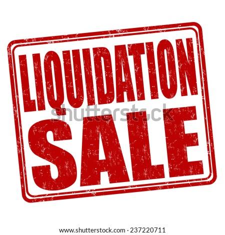 Liquidation sales stock sn mky sn mky pro leny zdarma a for Super liquidation