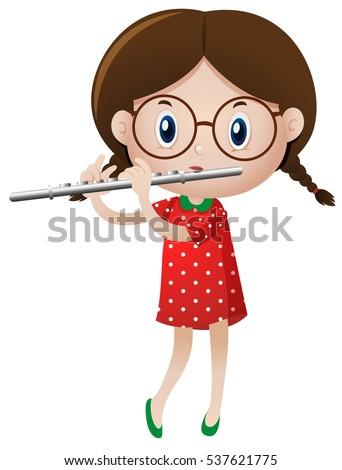 Cute Female Teacher Stock Vector 87917749 - Shutterstock