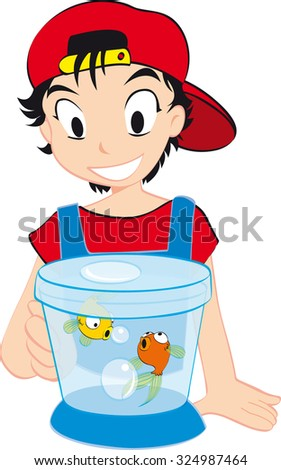 Smart Boy Clip Art 22834 | LOADTVE