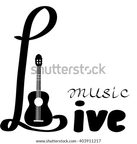 Live Music Vector Poster Template Can Stock Vector HD (Royalty Free ...