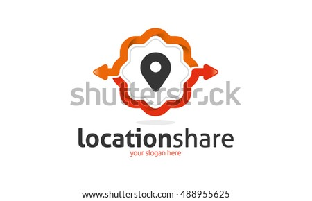 Location Share Logo