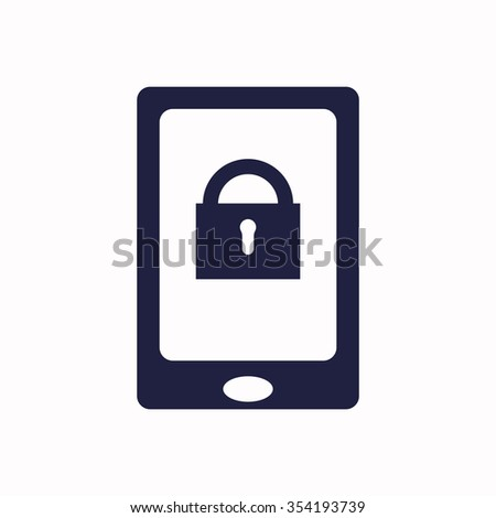 Lock Icon, Lock Icon Vector, Lock Icon JPG, Lock Icon JPEG, Lock Icon EPS, Lock Icon design - stock vector