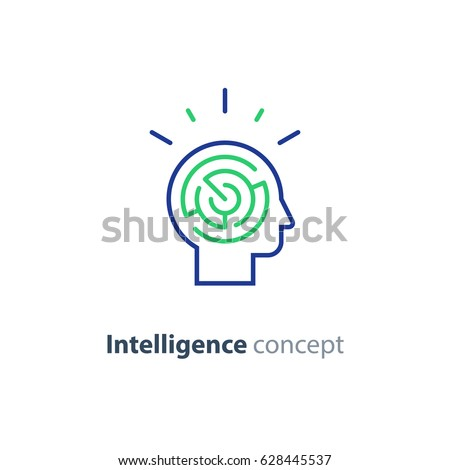 Logic games concept creative thinking head stock vector 628445537 logic games concept creative thinking head stock vector 628445537 shutterstock ccuart Choice Image