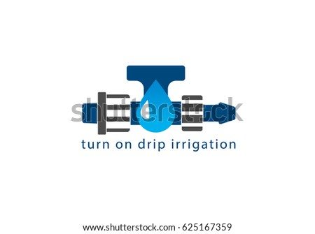 Irrigation equipment stock vectors images vector art - Logo lavage machine ...
