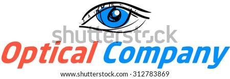 Logo template - stock vector