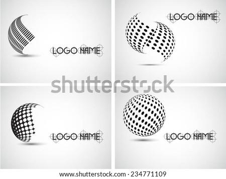 Logos design. Vector illustration.  - stock vector