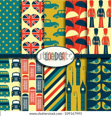 London Pattern Collection