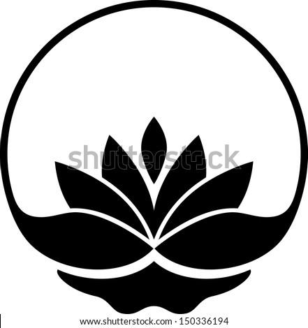 Lotus symbol stock vector 150336194 shutterstock lotus symbol mightylinksfo
