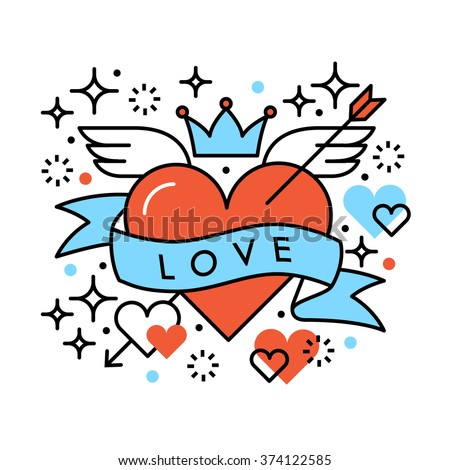 saint valentines day stock images, royalty-free images & vectors, Ideas