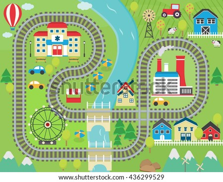 Cartoon Train Stock Images Royalty Free Images Amp Vectors