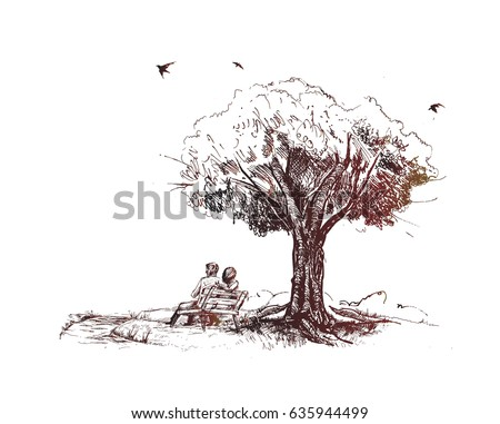 Under Tree Stock Images Royalty Free Images Amp Vectors
