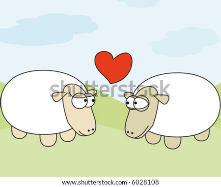 Loving Sheeps