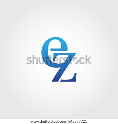 Lowercase ez logotype blue letter logo stock vector 548577721 lowercase ez logotype blue letter logo letter abbreviations vector template element spiritdancerdesigns Gallery