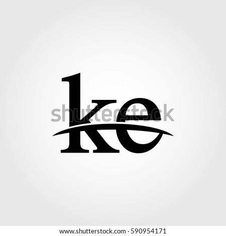 Lowercase Ke Black Logo