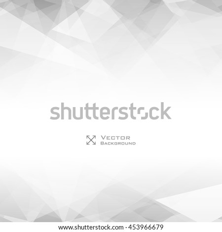 Lowpoly Trendy Background with copyspace. Vector illustration. Used opacity layers