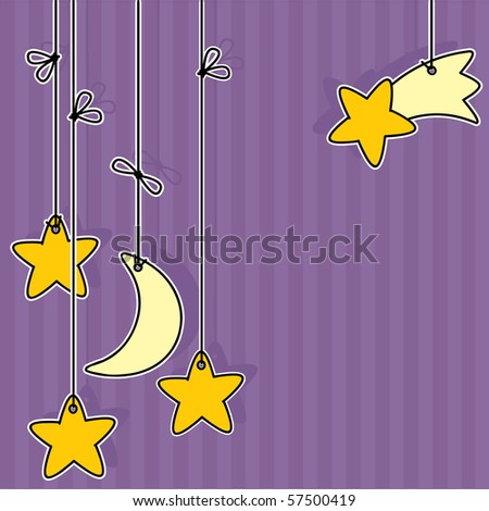 Lullaby - stock vector