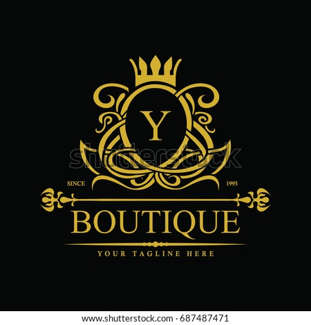 Stock images royalty free images vectors shutterstock for Boutique hotel logo