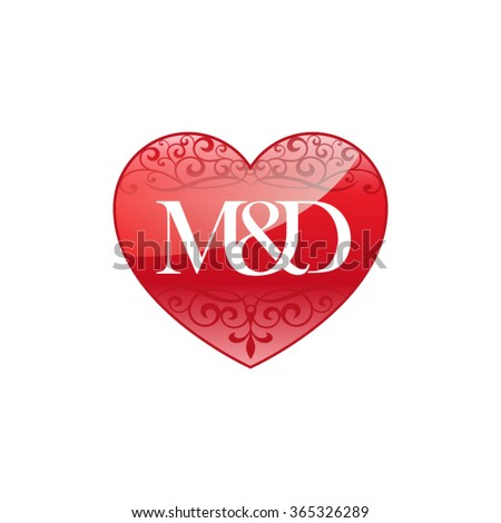 D Vector Heart Red Stock Images, Royalty-Free Images ...