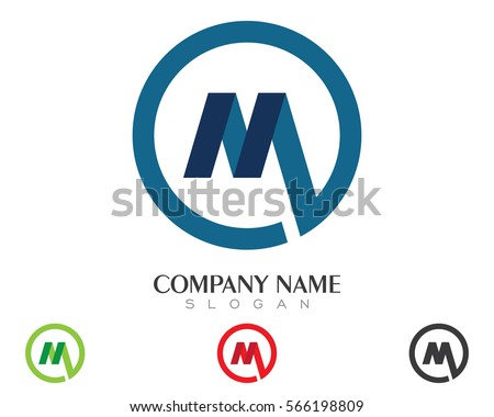 M Logo Stock Images Royalty Free Images Amp Vectors