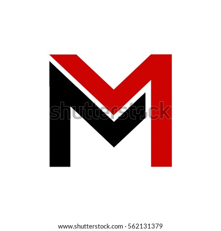 letter m logo m stock images royalty free images amp vectors 621