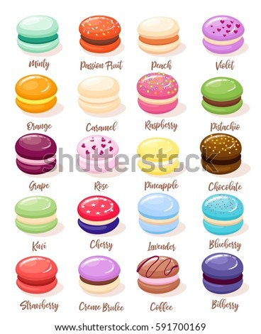 Macaron Fillings