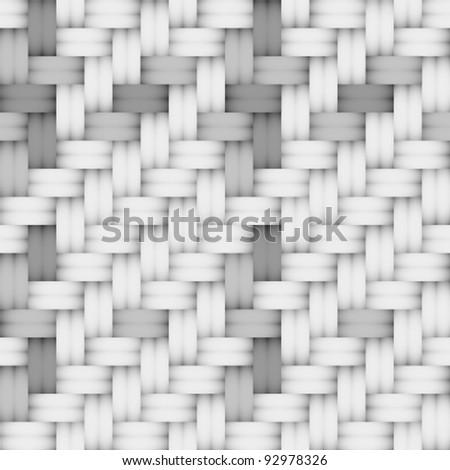 Macro seamless pattern look like textile - stock vector