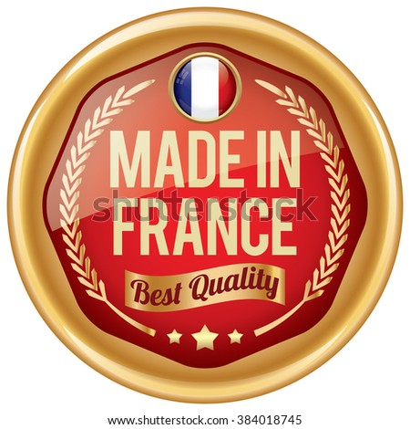 made in france icon