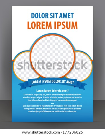 program cover design samples