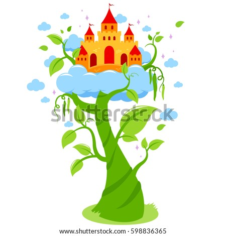 Beanstalk Stock Images, Royalty-Free Images & Vectors | Shutterstock