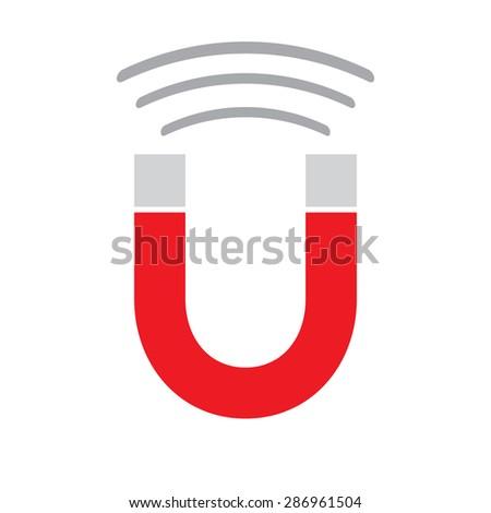Magnet Symbol Icon Stock Vector (2018) 286961504 - Shutterstock