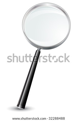 Magnifying glass - no mesh
