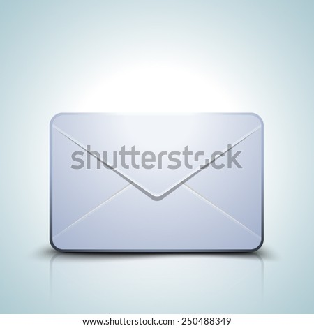 Mail Envelope - stock vector