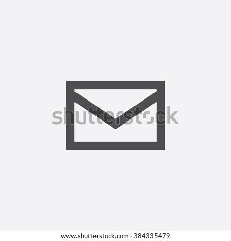 mail Icon. mail Icon Vector. mail Icon Art. mail Icon eps. mail Icon Image. mail Icon logo. mail Icon Sign. mail Icon Flat. mail Icon design. mail icon app. mail icon UI. mail icon web. mail icon gray - stock vector