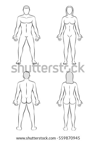 posterior view stock images  royalty