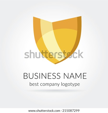 Man in cloud logo isolated on white - stock vector