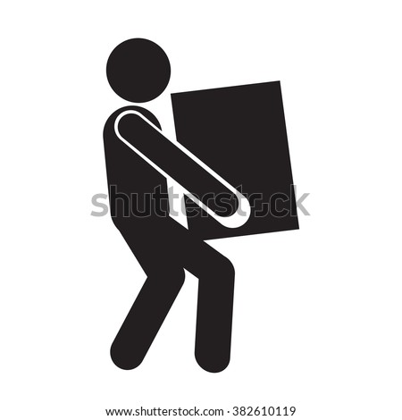 how to carry heavy boxes