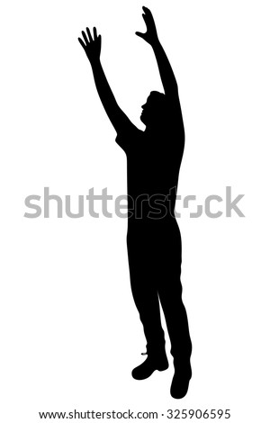 Person Reaching Up Stock Images Royalty Free Images