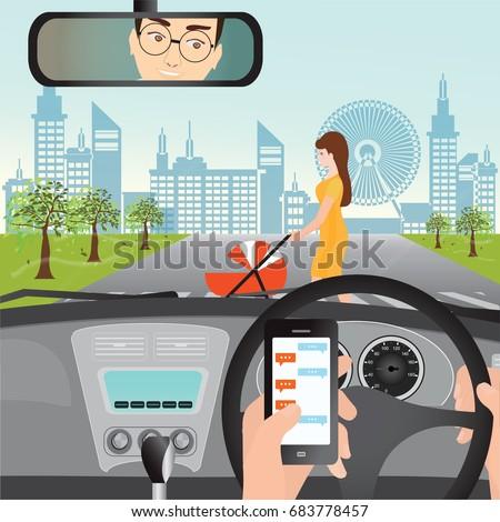 Traffic Car Accident