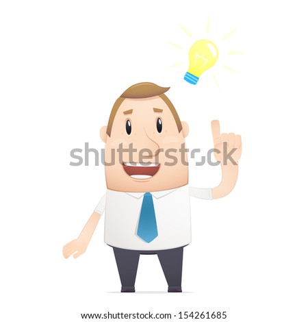 manager in various poses for use in advertising, presentations, brochures, blogs, documents and forms, etc. - stock vector