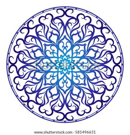 Hue Can Do It!: Mandala Coloring Book