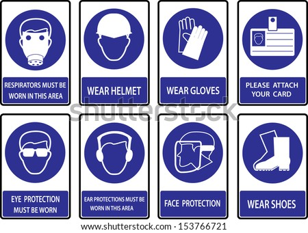 Safety Signs Stock Images, Royalty-Free Images & Vectors ...