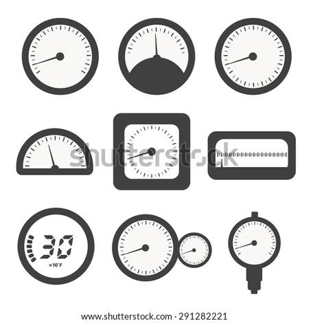 Engine Oil Temperature Symbol