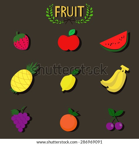 many fruit