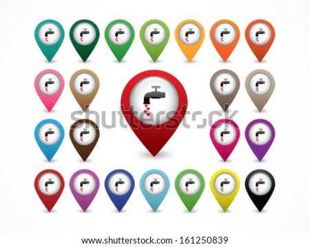 Map Marker - Love Sources