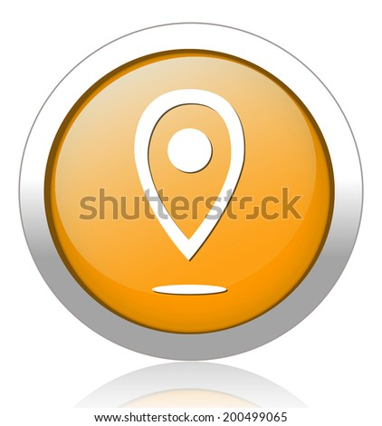 Map Markers - stock vector