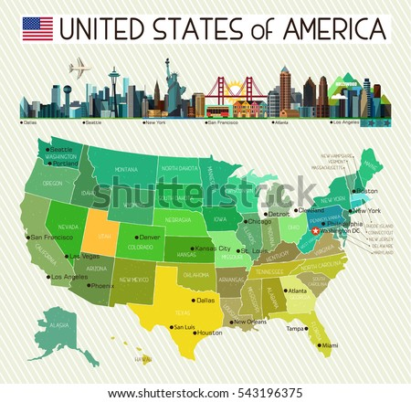 New Orleans Map Stock Images RoyaltyFree Images Vectors - New orleans in map of usa