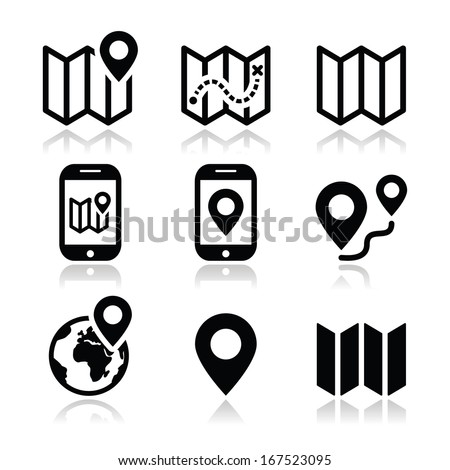 Destination Icon Stock Images, Royalty-Free Images & Vectors ...