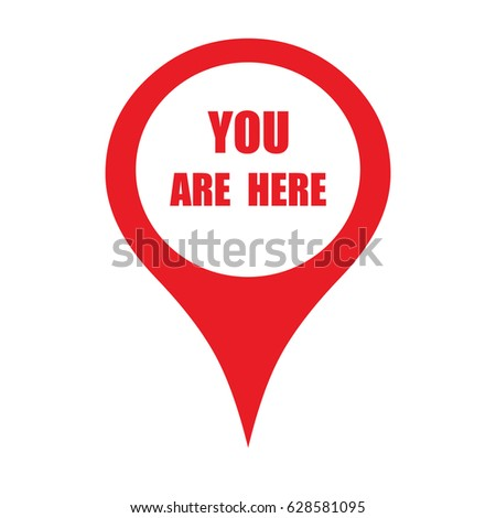 you are here stock images royaltyfree images amp vectors