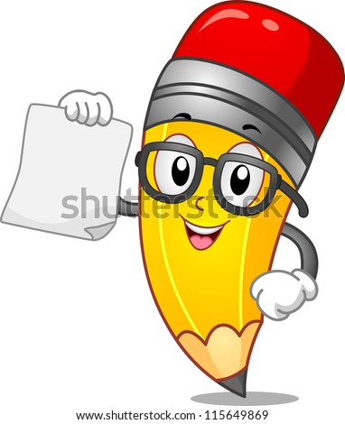 Cartoon Pencil Stock Images, Royalty-Free Images & Vectors ...